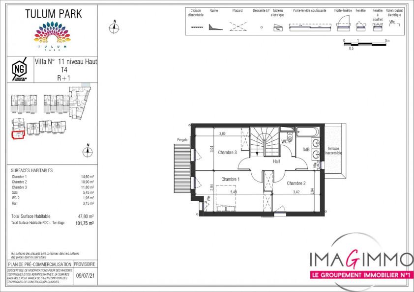 For sale  Mauguio | Réf 3420926660 - Abri immobilier
