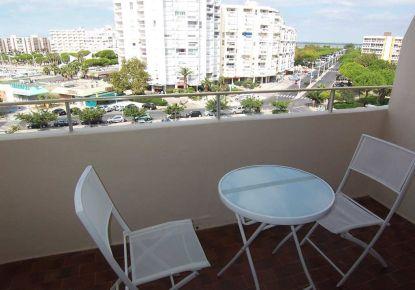 En location saisonnière Carnon Plage 342133667 Adaptimmobilier.com