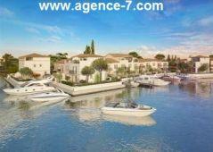 A vendre Aigues Mortes 342292968 Agence couturier