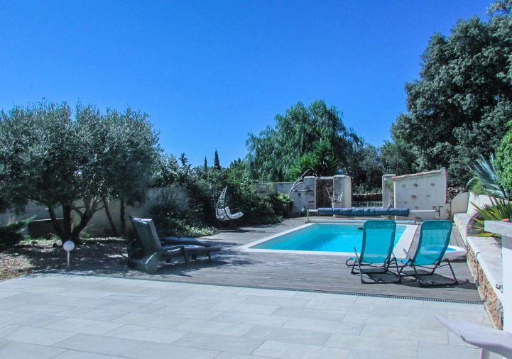 A vendre Villa d'architecte Poussan | Réf 342293404 - Abri immobilier