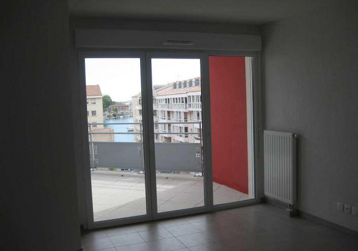 A louer Appartement en résidence Sete | Réf 342301253 - Team méditerranée
