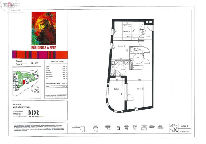 A vendre Sete 342301881 Abri immobilier fabrègues