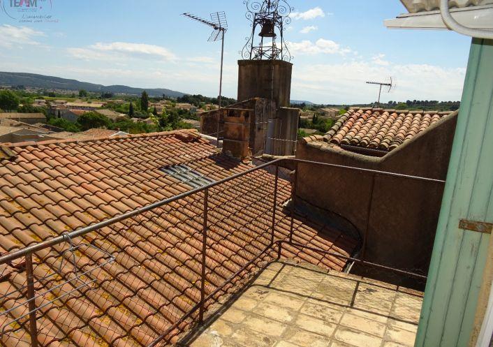 A vendre Maison de village Montbazin | Réf 342302088 - Groupe gesim