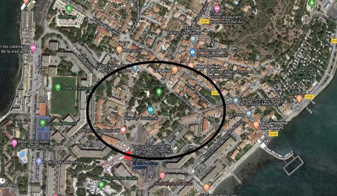 A vendre Balaruc Les Bains 342302218 Agence amarine