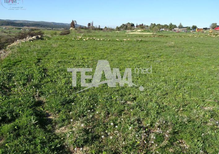 A vendre Terrain agricole Poussan | R�f 342302220 - Gestimmo
