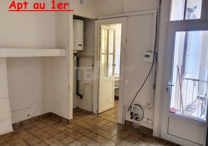 A vendre Appartement � r�nover Sete | R�f 342302255 - Agence couturier