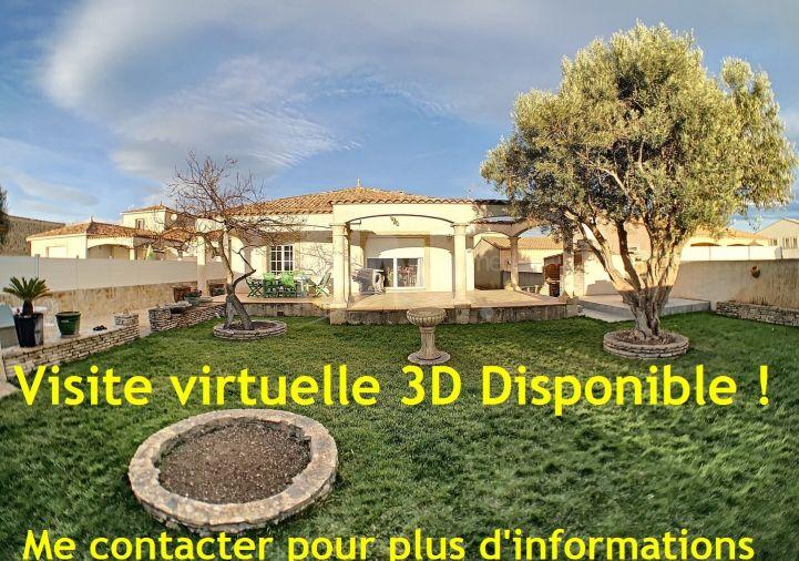 A vendre Villa Frontignan | R�f 342302267 - Agence couturier