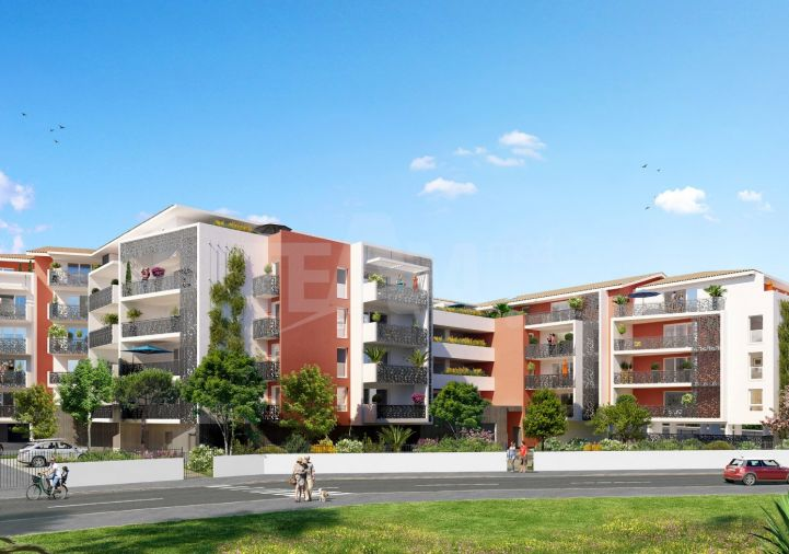 A vendre Appartement en r�sidence Sete | R�f 342302275 - Agence couturier