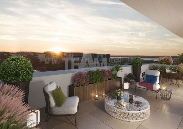 A vendre Appartement en r�sidence Sete | R�f 342302276 - Agence couturier