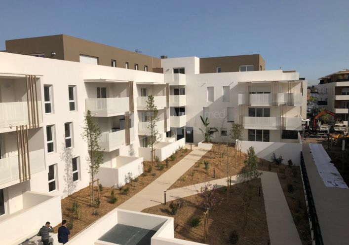 A louer Appartement neuf Frontignan | R�f 342302279 - Gestimmo
