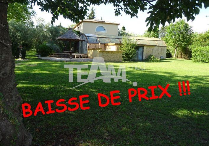 A vendre Villa Montbazin | Réf 342302298 - Team méditerranée