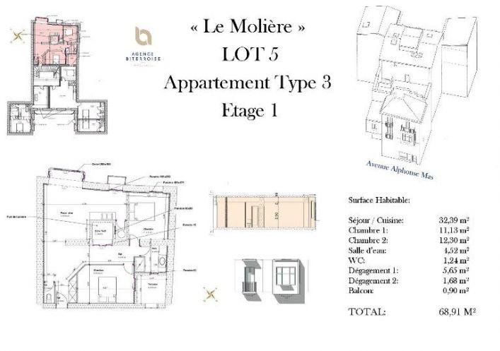 A vendre Beziers 342401341 Lamalou immobilier
