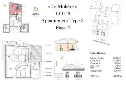 A vendre Beziers 342401344 Ag immobilier