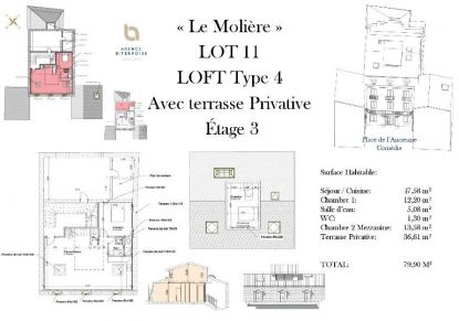 A vendre Beziers 342401347 Moerland immobilier