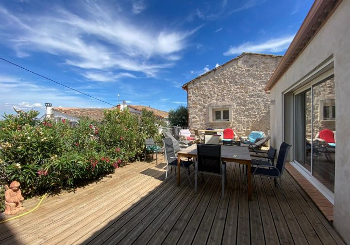 A vendre Maison de hameau Cazouls Les Beziers | Réf 342401824 - Agence biterroise immobilière