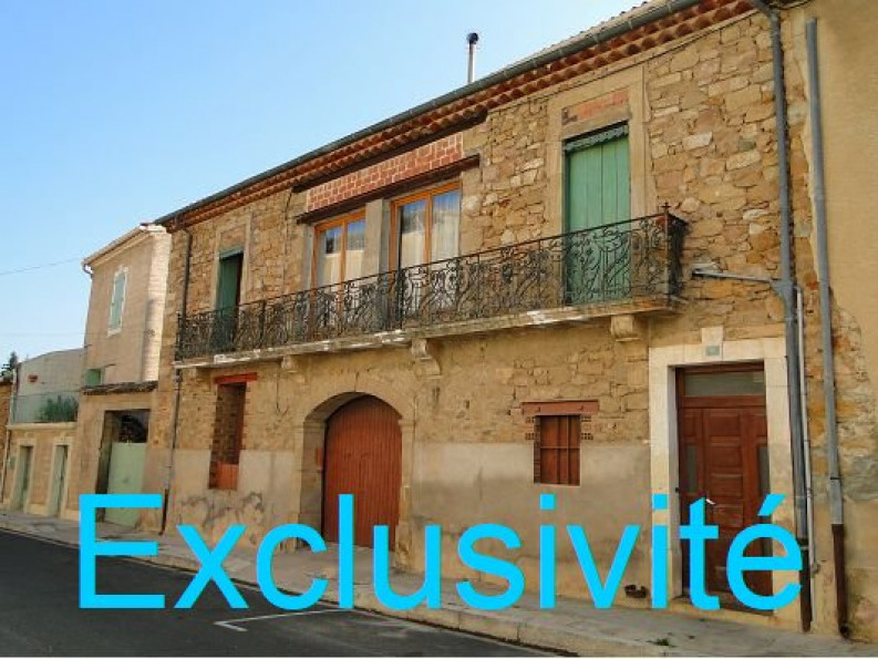 France property for sale in Gabian, Languedoc-Roussillon
