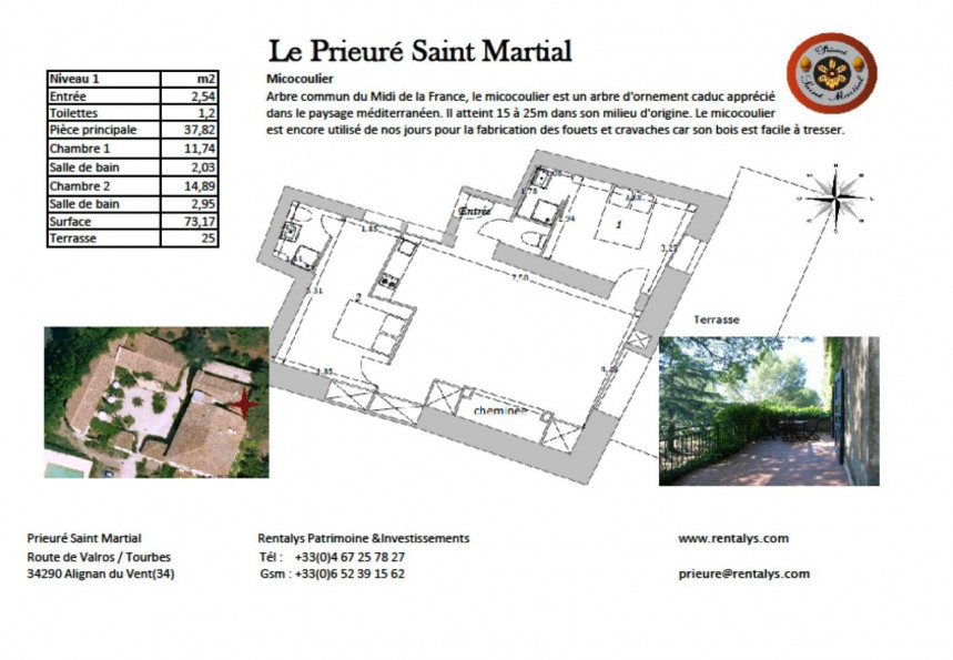 A vendre  Pezenas | Réf 342432895 - Artaxa