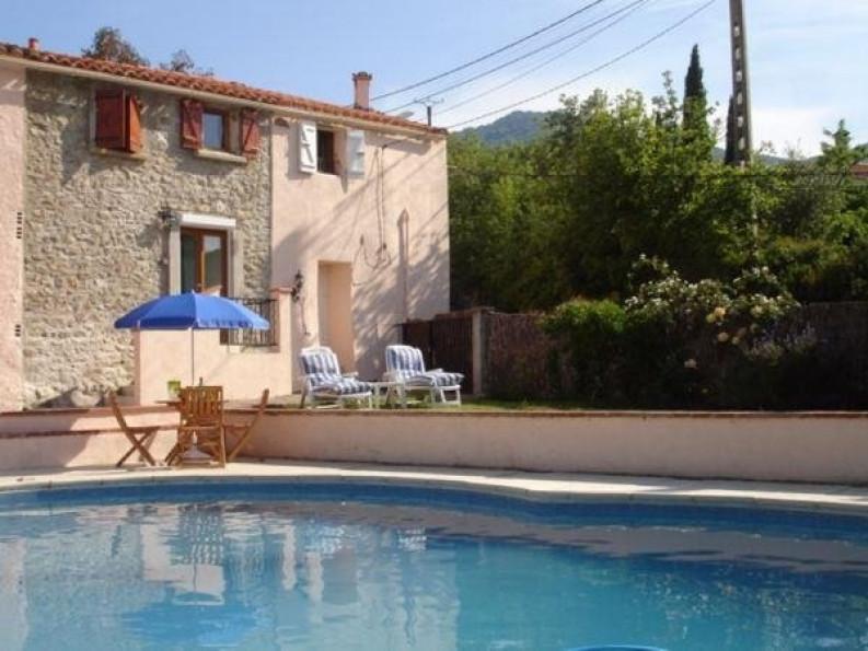 A vendre Villelongue Dels Monts 342434840 Adaptimmobilier.com