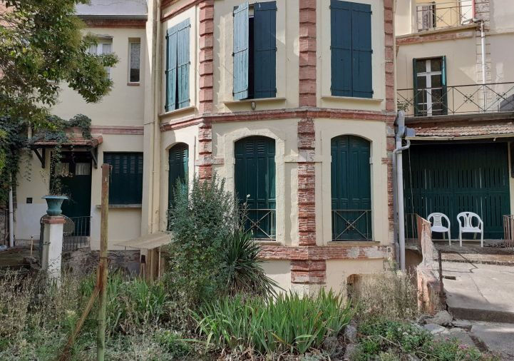 A vendre Immeuble à rénover Amelie Les Bains Palalda   Réf 342434968 - Artaxa