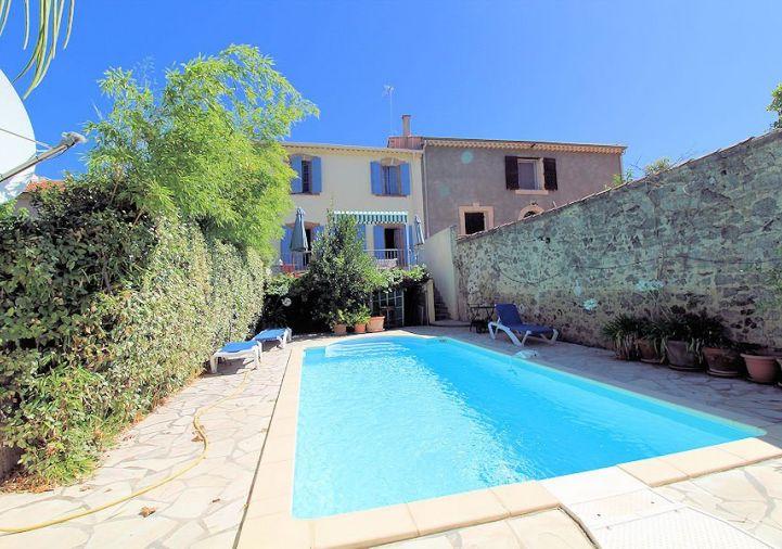 A vendre Maison vigneronne Servian   Réf 342435109 - Artaxa