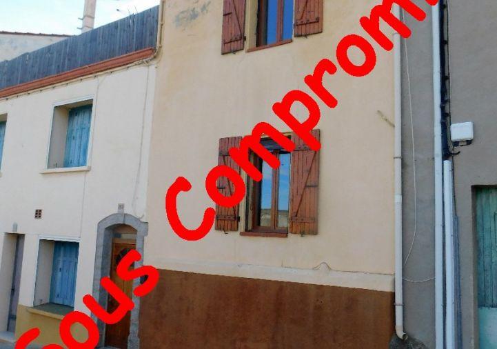 A vendre Maison de village Lesquerde   R�f 342435315 - Artaxa