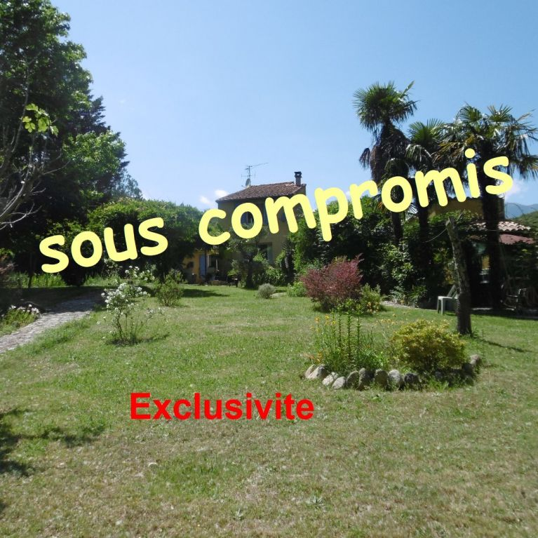 A vendre  Arles Sur Tech   Réf 342435350 - Artaxa
