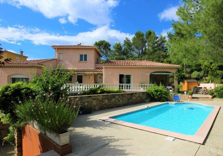 A vendre Villa d'architecte Cessenon Sur Orb   Réf 342435374 - Artaxa