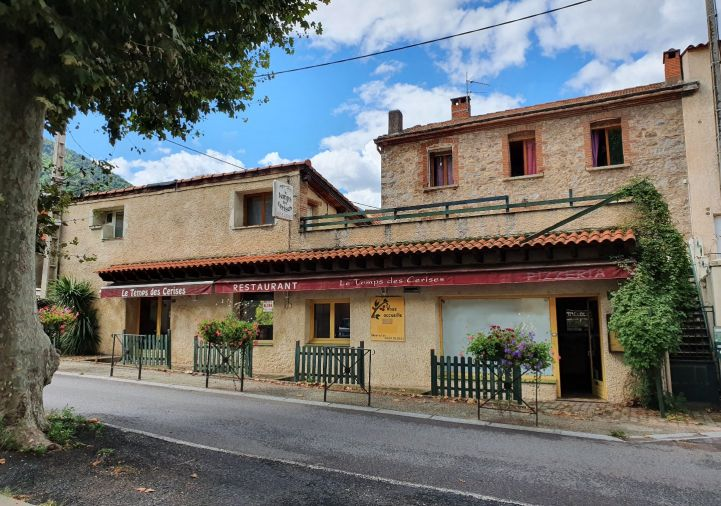 A vendre Immeuble Vernet Les Bains   Réf 342435509 - Artaxa
