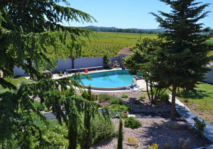 A vendre Maison contemporaine Ventenac En Minervois   Réf 342435603 - Artaxa