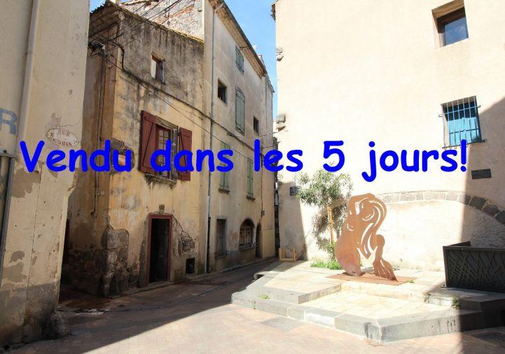 A vendre Maison de village Agde   Réf 342435698 - Artaxa