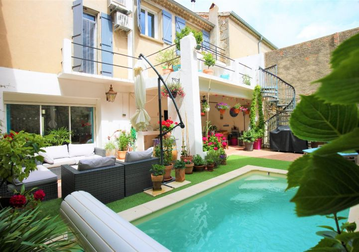 A vendre Maison rénovée Nissan Lez Enserune | Réf 342435714 - Artaxa