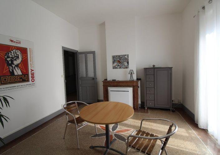 A vendre Appartement bourgeois Beziers | Réf 342435740 - Saint andré immobilier