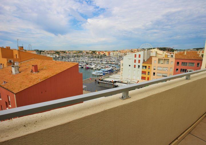 A vendre Appartement en marina Le Cap D'agde | Réf 342435805 - Artaxa