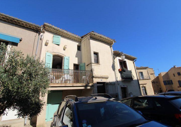 A vendre Maison de village Nezignan L'eveque   Réf 342435820 - Artaxa