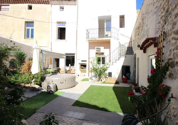 A vendre Maison de village Murviel Les Beziers   Réf 342435822 - Artaxa