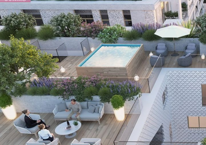 A vendre Appartement terrasse Montpellier | Réf 342611195 - 5'5 immo