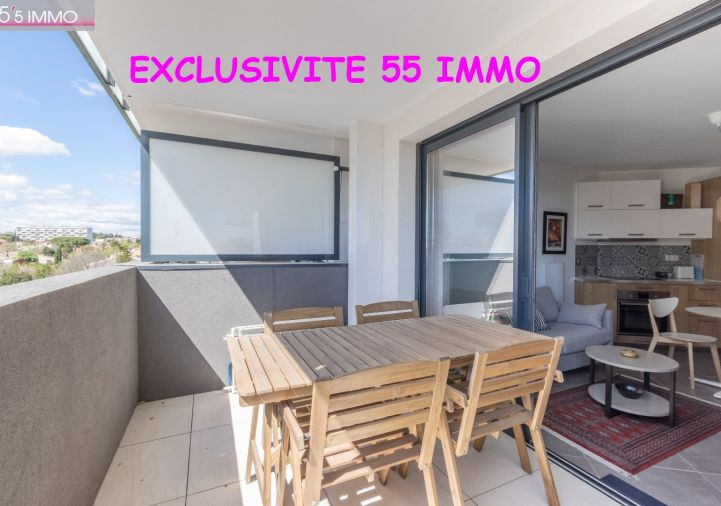 For sale Montpellier 342611228 5'5 immo