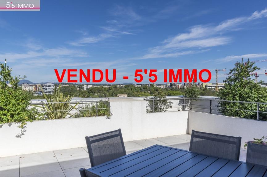 A vendre  Montpellier   Réf 342611509 - 5'5 immo