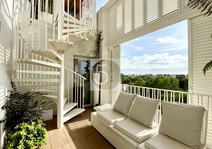 For sale Appartement terrasse Montpellier | R�f 342611522 - 5'5 immo