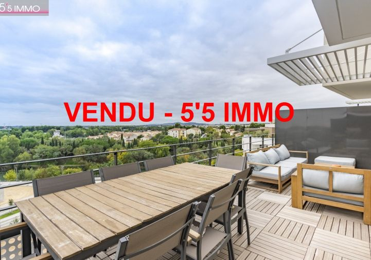 A vendre Appartement Montpellier | Réf 342611532 - 5'5 immo