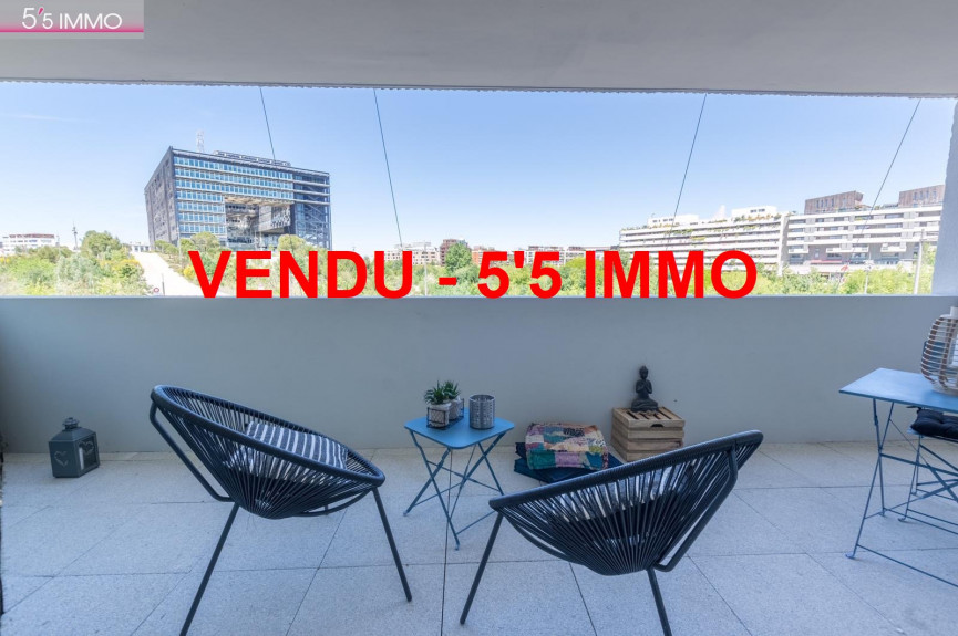 For sale  Montpellier | Réf 342611603 - 5'5 immo