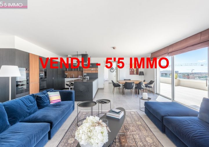 A vendre Appartement terrasse Montpellier | Réf 342611832 - 5'5 immo