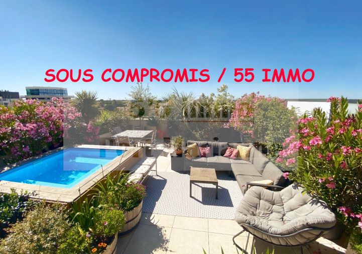 For sale Appartement terrasse Montpellier | R�f 342611842 - 5'5 immo