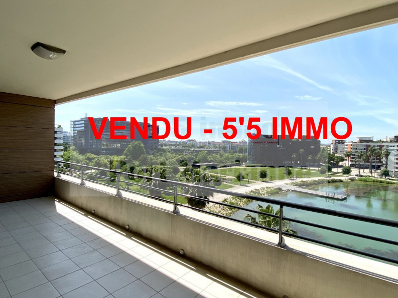 For sale  Montpellier | Réf 342611853 - 5'5 immo