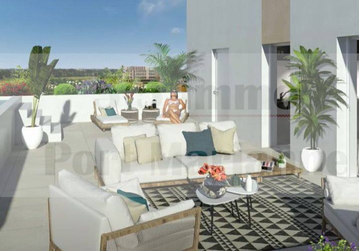 For sale Appartement terrasse Montpellier | R�f 342611871 - 5'5 immo