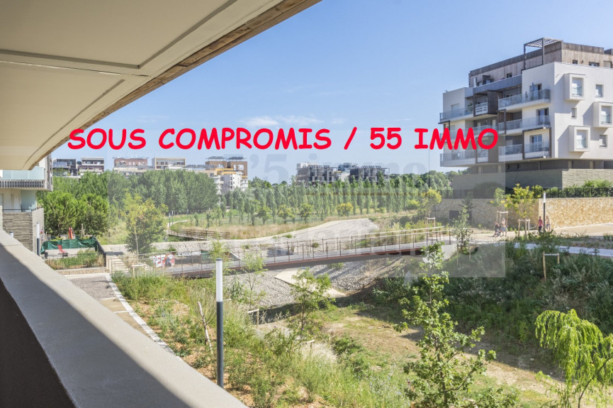 A vendre  Montpellier   Réf 342611894 - 5'5 immo