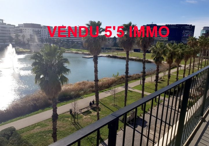 A vendre Appartement Montpellier | Réf 342611904 - 5'5 immo