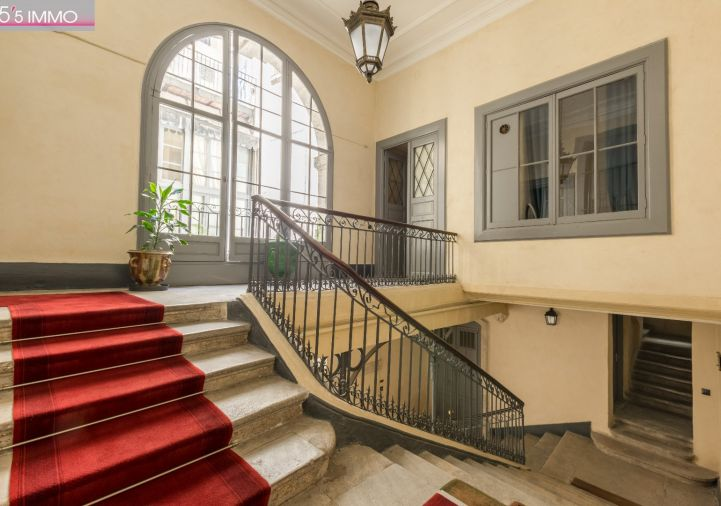 A vendre Appartement bourgeois Montpellier | Réf 342611927 - 5'5 immo