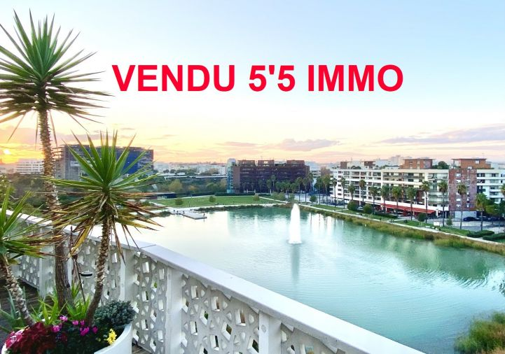 A vendre Appartement terrasse Montpellier | Réf 342611974 - 5'5 immo