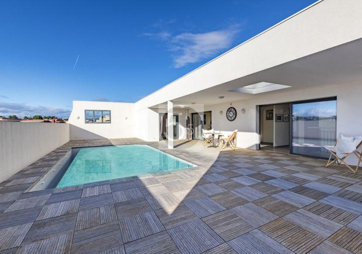 A vendre Villa sur toit Montpellier   Réf 342612005 - 5'5 immo